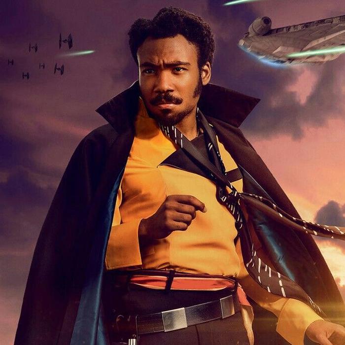 Lando Calrissian in The Book of Boba Fett