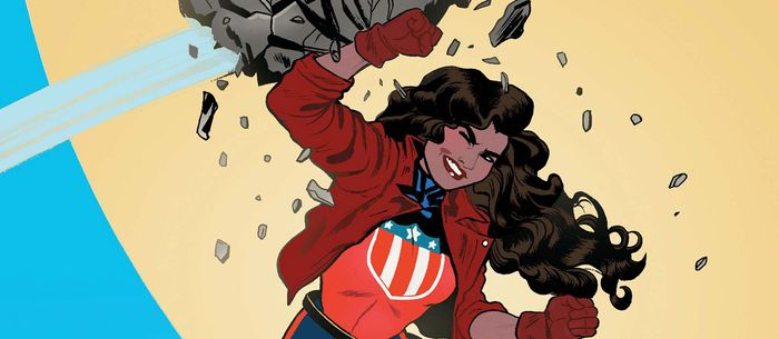 America Chavez also known as miss america in doctor strange