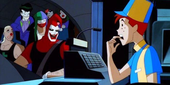 joker gang in batman beyond