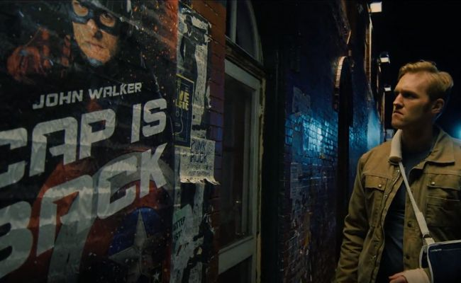 Is John Walker a Villain Now in The Falcon and the Winter Soldier 1
