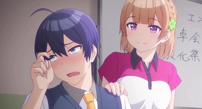Osamake: Who Does Sueharu Maru End up with? Does He Go With Kachi (Shiro) or Kuro Explained in Romcom Where the Childhood Friend Won't Lose 2
