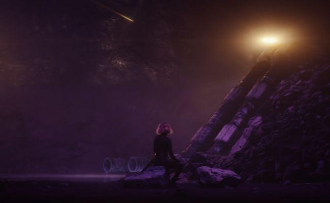 Is Black Widow in Loki Series on Disney Plus