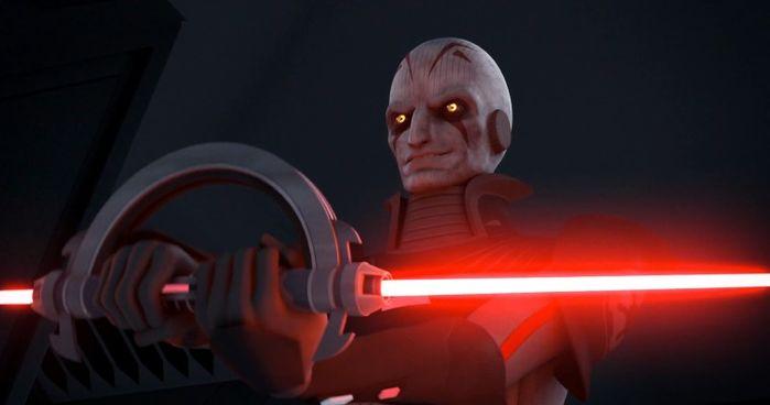 Grand Inquisitor in Star Wars Rebels.