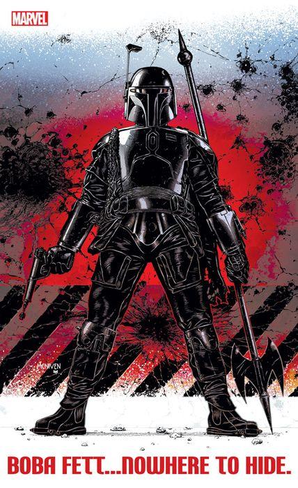 Marvel x Star Wars Boba Fett