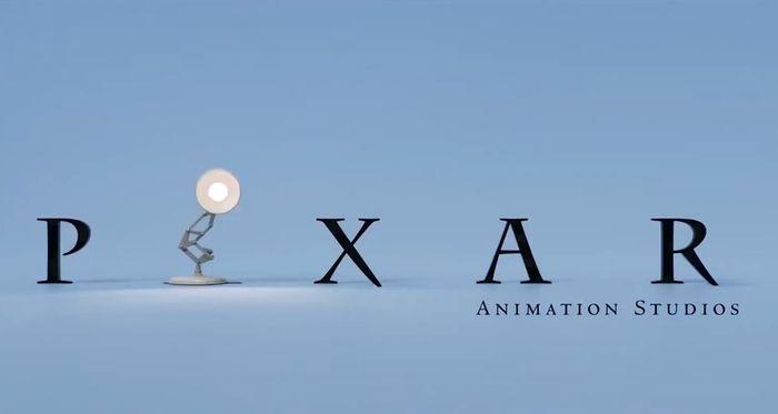 Pixar opening logo