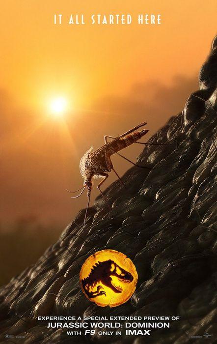 Jurassic World Mosquito