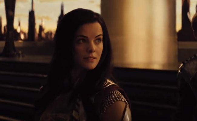 Thor: Love and Thunder's Jaimie Alexander Done Filming Her Lady Sif Return