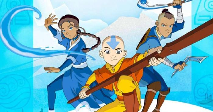Avatar The Last Airbender - Netflix