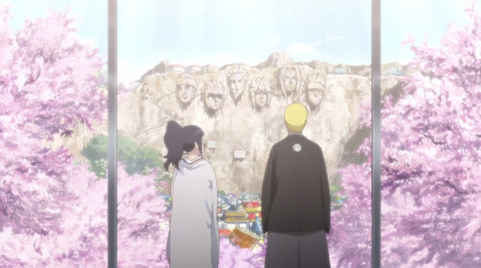 Who Does Naruto Marry and End Up With in the Manga 1