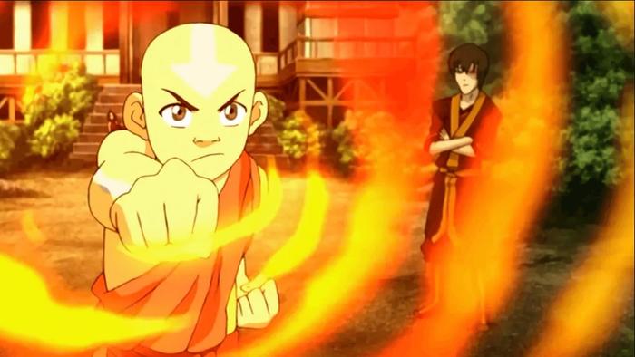 Avatar: The Last Airbender Netflix