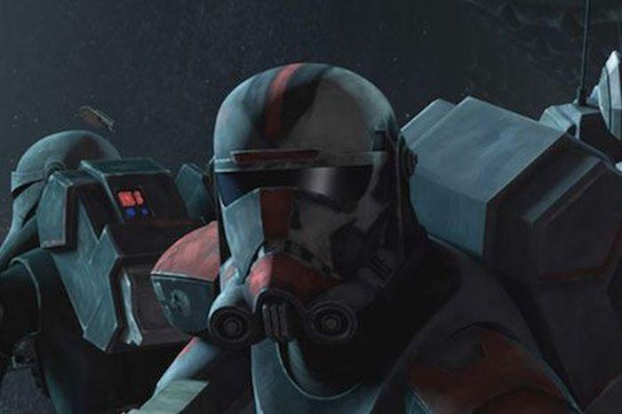 Star Wars The Bad Batch Cast