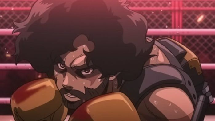 Megalobox Nomad Episode 5 Release Date and Time 2