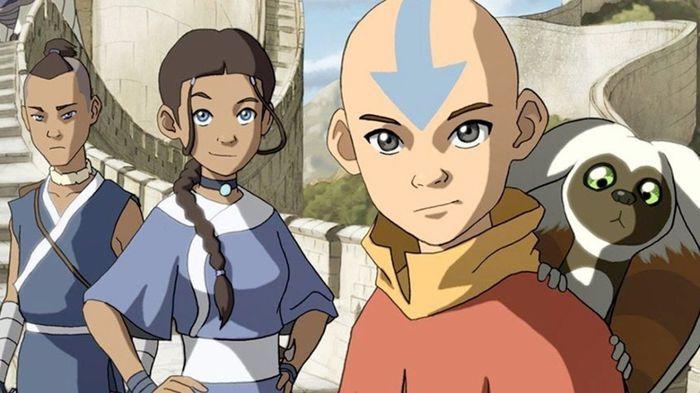 Avatar The Last Airbender Live-action Netflix
