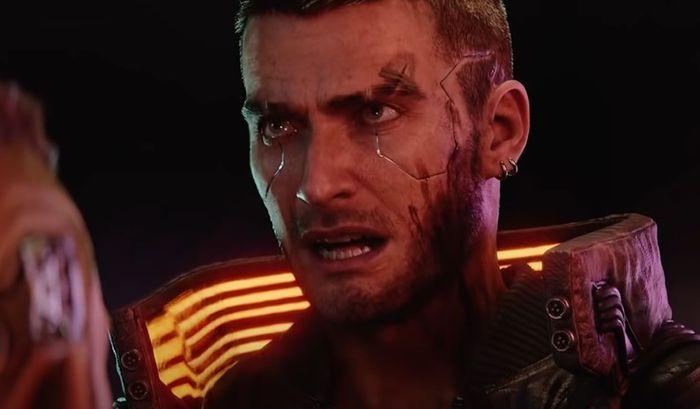 Character V in Cyberpunk 2077