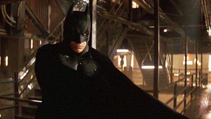 Christopher Nolan's Batman Begins film