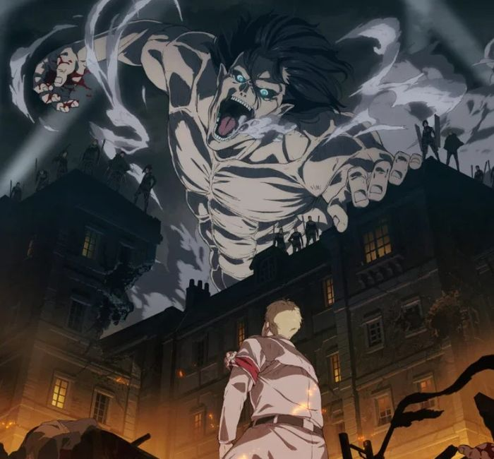 Attack on Titan Season 4 poster
