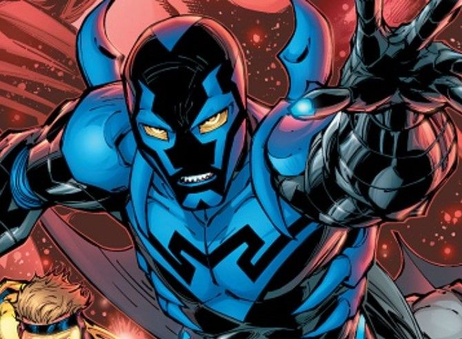 Blue Beetle in the DC