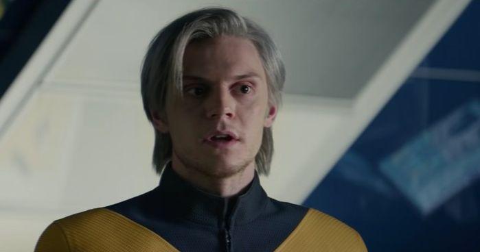 Quicksilver in X-Men: Dark Phoenix.
