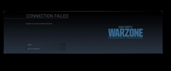 Modern Warfare CDL Servers