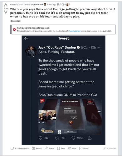 Reddit post screenshot described above picture
