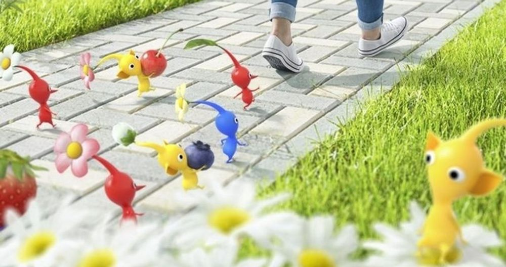 Pikmin Mobile Game: Everything You Need To Know About Niantic's Next App