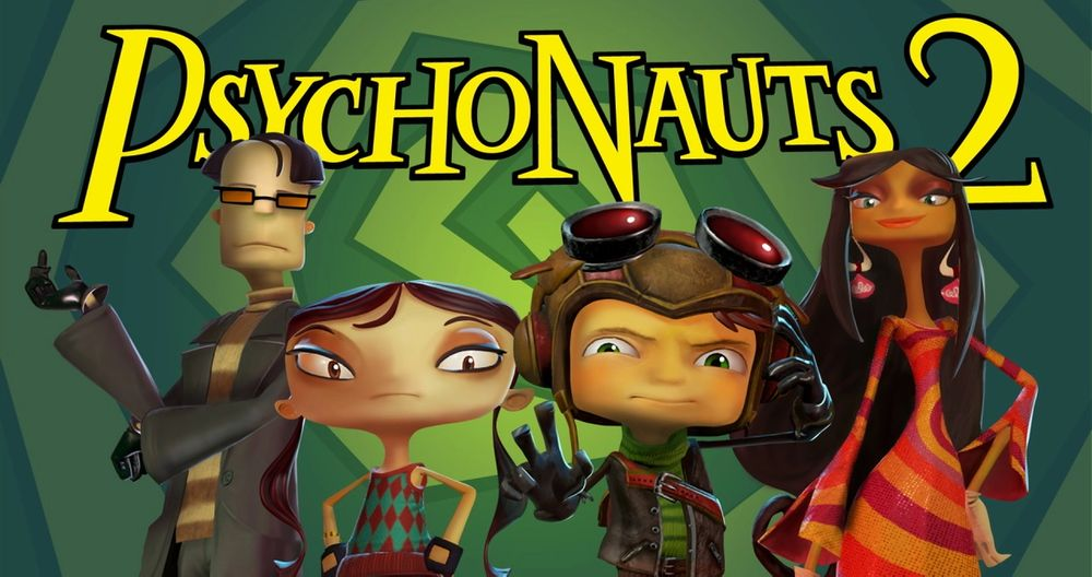 Psychonauts 2 Release Date and Everything We Know So Far