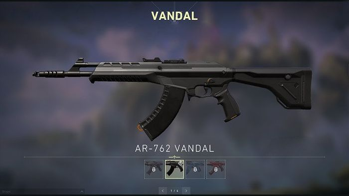 Valorant - Vandal (Image via Riot Games)
