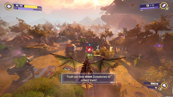 Ratchet and Clank Rift Apart Zurpstones trudi dragon