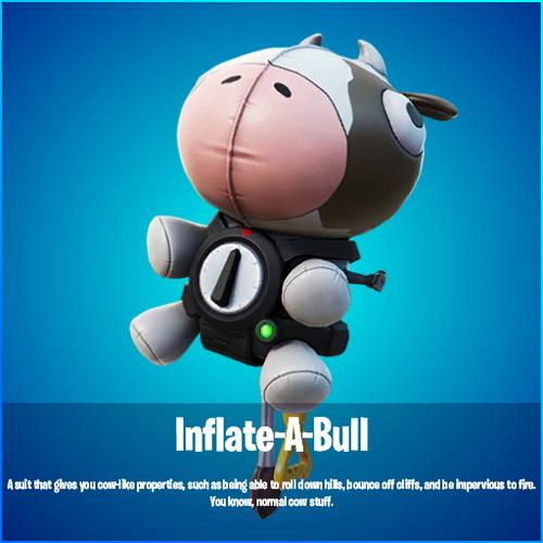 Fortnite Inflate-A-Bull