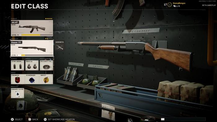 Hauer 77 Shotgun Best Loadout Black Ops Cold War