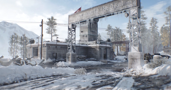 Crossroads Black Ops Cold War