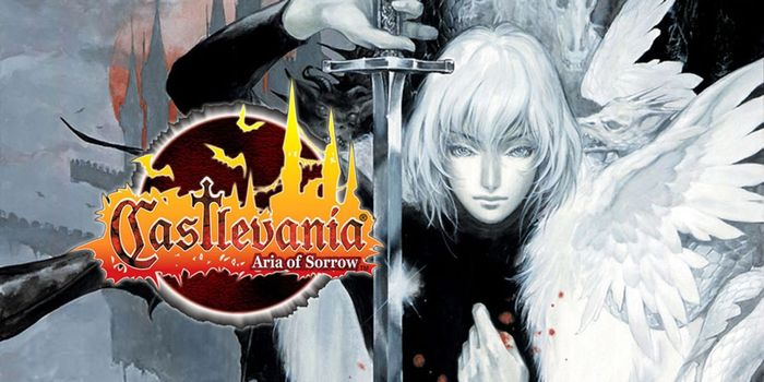 Castlevania Aria of Sorrow cover