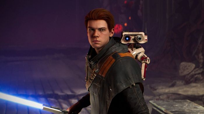 The main character of Star Wars: Jedi Fallen Order