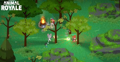 Super Animal Royale: Is It Cross-Play?