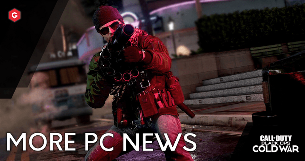 Black Ops Cold War: New PC Features Announced - DirectX 12, Ray-Tracing and More