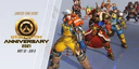 Overwatch Anniversary 2021 Event: When Does It End?