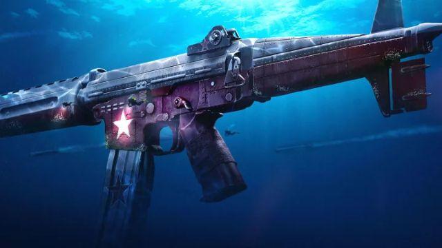 Red Torpedo Warozne Blueprint