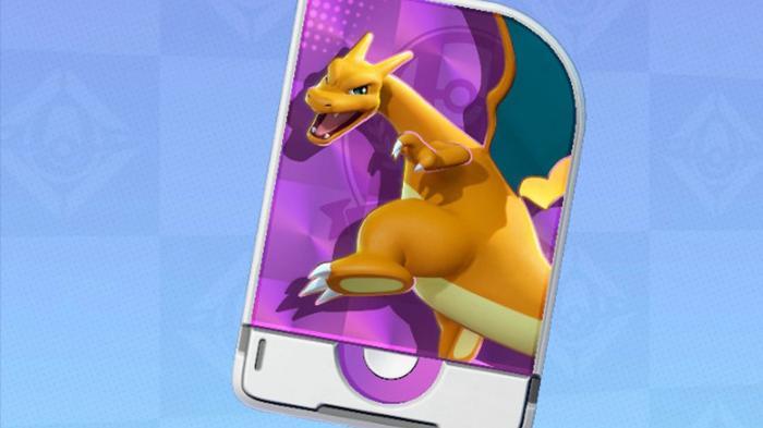 Pokémon Unite patch notes Charizard.