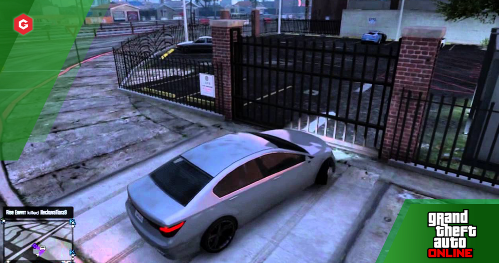 GTA Online: Where Is The Impound Lot?