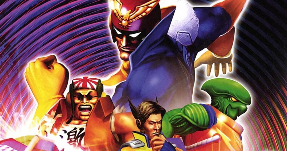 The Man Behind Captain Falcon Says F-Zero 'Isn't Dead'