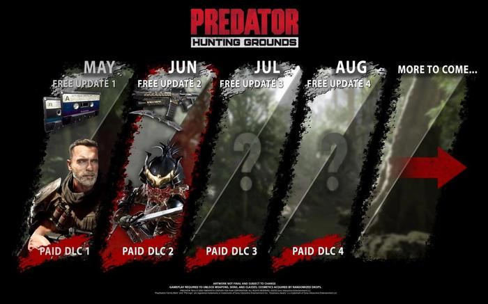 Ready to jump into the new Samurai Predator armour?