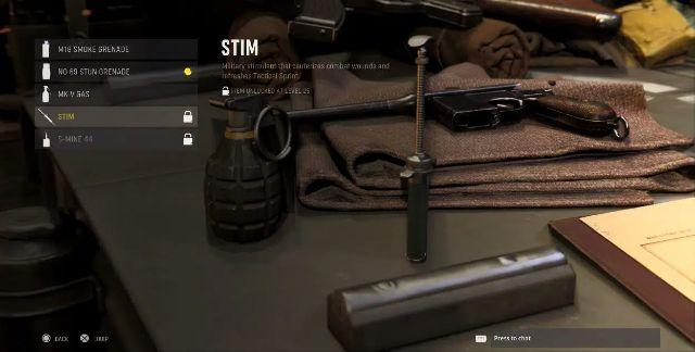 Call of Duty: Vanguard Stim