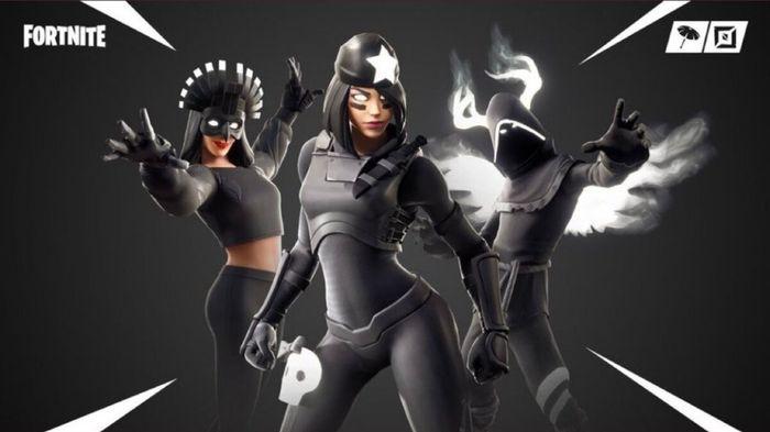 Fortnite Shadow Rising Pack