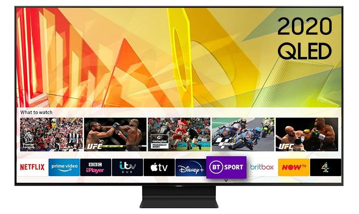 Best TV for PS5 QLED