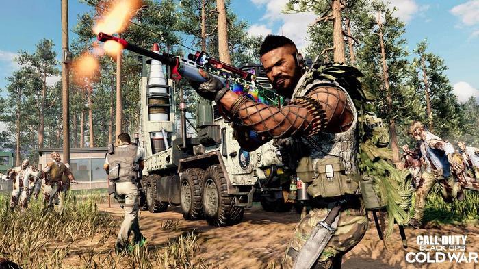 Outbreak Black Ops Cold War