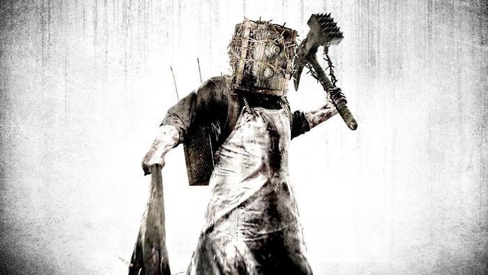 The Evil Within Executioner Keyart