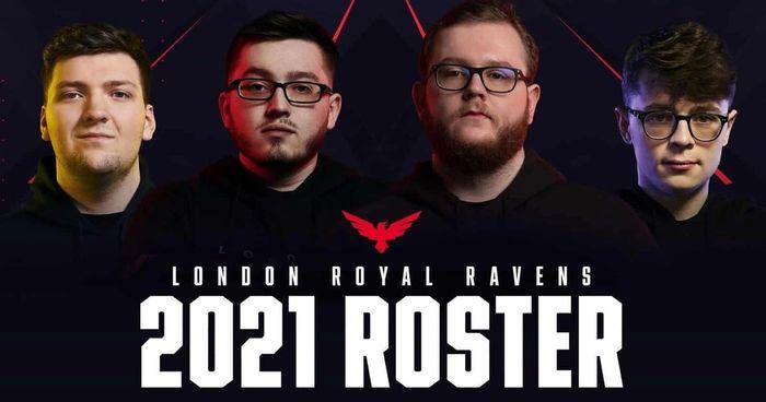 London Royal Ravens 2021 Roster