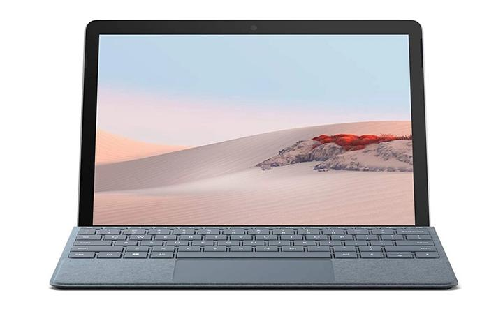 best Laptop for students Microsoft Surface Go 2