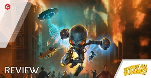 Destroy All Humans Remastered Review: Re-Destroy Your Summer Time