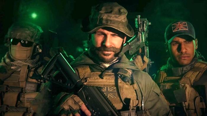 IW8 Engine Call of Duty 2021